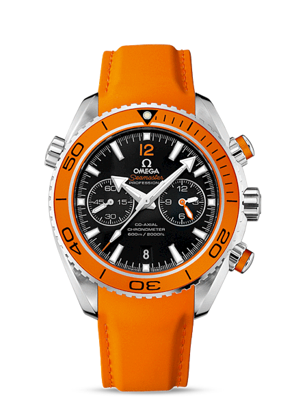 Réplique Omega Seamaster Planet Ocean 600m Co-Axial Chronographe 45.5mm 232.32.46.51.01.001 Montre