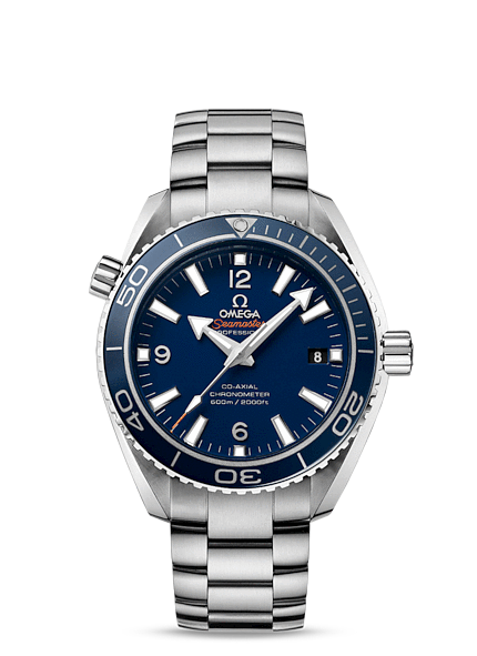 Réplique Omega Seamaster Planet Ocean 600 Co-Axial 42 mm 232.90.42.21.03.001 Montre