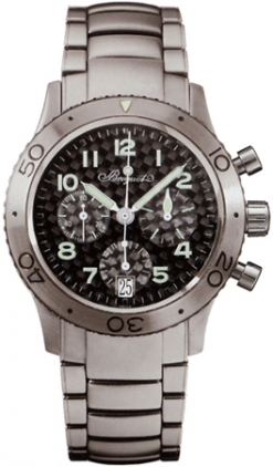 Réplique Breguet Type XX Transatlantique fly-back Chronographe 3 Montre