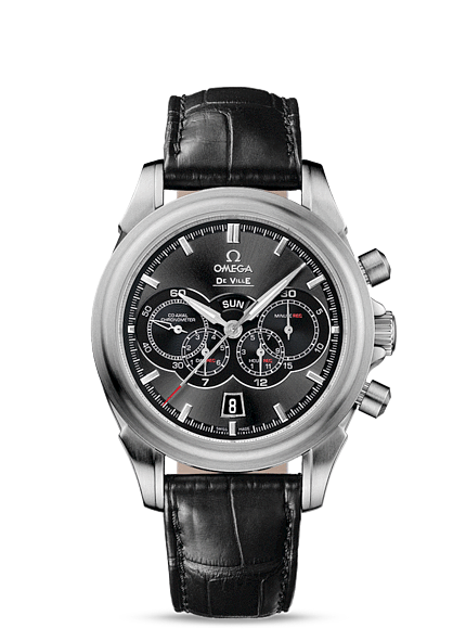 Réplique Omega DeVille Chronograph Men 422.13.41.52.06.001 Montre