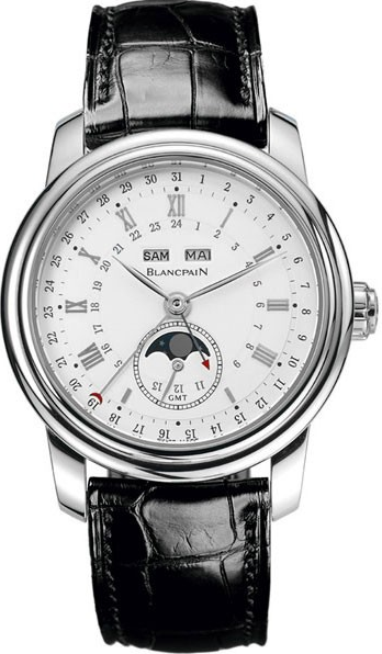 Montre BlancpainLe Brassus Calendrier GMT Hommes