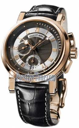 Réplique Breguet Marine Chronographe or rose 5827BR-Z2-9Z8 Montre