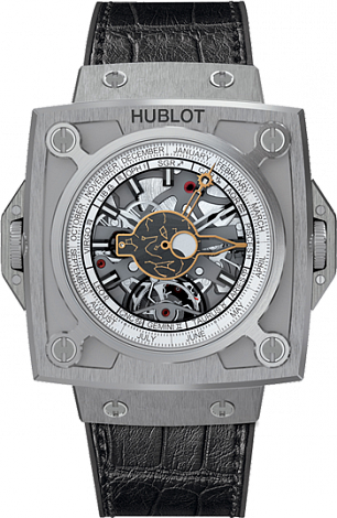 Hublot Masterpiece MP-08 Antikythera Sunmoon Montre